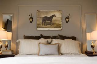 Equestrian Bedroom