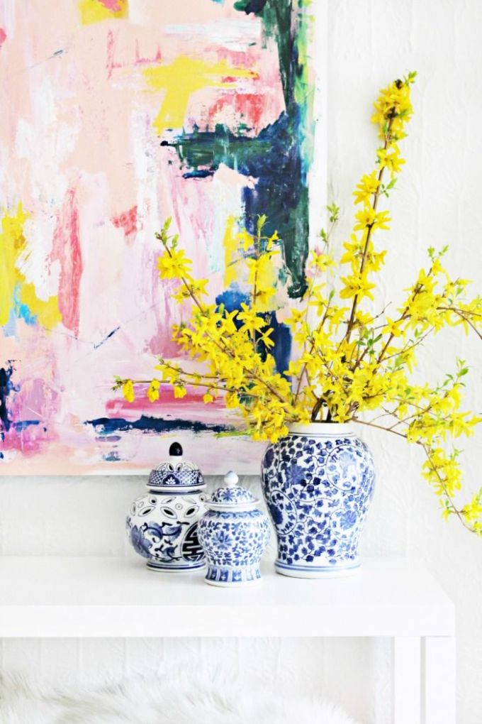 Blue and White Spring Inspiration